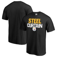 Pittsburgh Steelers big and tall apparel - T-shirts, hoodies, jackets, tank tops, dresses, polo tees. Men's S-6X, tall XLT-2XT Women's S - Plus 4XL.