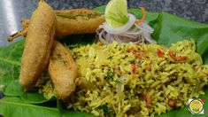 Tossed puff Rice - Uggani - By Vahchef @ vahrehvah.com