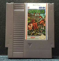 Guerrilla for NES