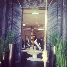 Walking into the Kelly Wearstler boutique for the first time! #madcool - @Ashlina Kaposta