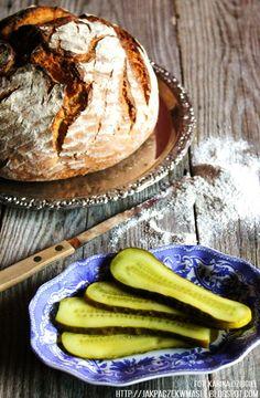 Jak pączek w maśle...blog kulinarny,smacznie,zdrowo,kolorowo!: Chleb wiejski na drożdżach - najsmaczniejszy
