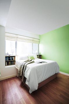 Easy ways to smarten up a small bedroom | Home & Decor Singapore