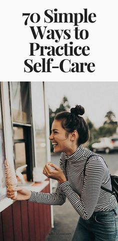 Have often do you forgot to take care of yourself? Whether it's taking an extra-long lunch break, or indulging in your favorite dessert, we all need to take time to slow down and care for ourselves. Here are 70 ways you can practice self-care for free. #selfcare #selflove #mentalhealth #mindfulness #destress #wellness #free #blysee