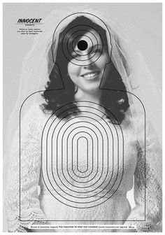 Leo Benedictus: A team of designers has created a series of gun-range targets that swap terrorists and zombies for everyday people to highlight the most common victims of gun violence in the US