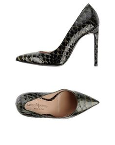I found this great MARCO BARBABELLA Pump on yoox.com. Click on the image above to get a coupon code for Free Standard Shipping on your next order. #yoox