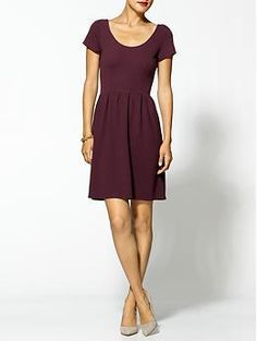Tinley Road Bleecker Ponte Dress | Piperlime