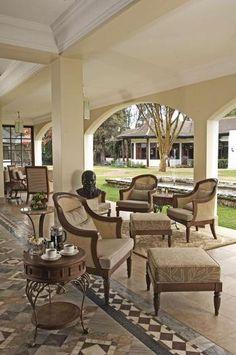 Fairmont Mount Kenya Safari Club was such a luxurious place to stay. Kenya Travel, Africa Travel, Mount Kenya, Kenya Nairobi, British Colonial Style, Hacienda Style, Hotels, Home Upgrades, African Safari