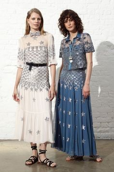 See every detail from the Temperley London Resort 2019 collection.