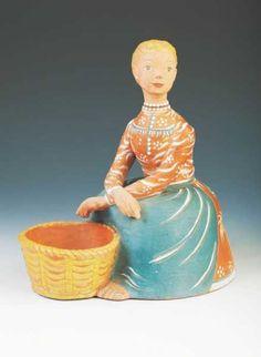 Margit Kovacs Hungarian Women, Cinderella, Disney Characters, Fictional Characters, Museum, Pottery, Ceramics, Sculpture, Gourd