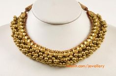 gold-beads-drops-necklace