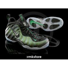 premium selection eca3a 8ce15 Air Foamposite Pro, Foam Posites, Nike Air, Pine, Pine Tree