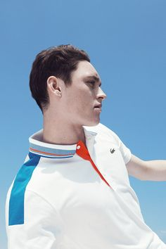 Anders Hayward | Lacoste Sport Spring Summer 2016 - Because life is a beautiful sport.