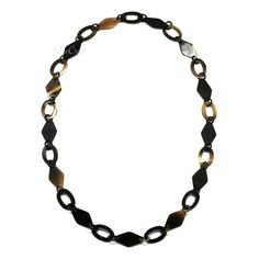 QueCraft Horn Chain Necklace - Q4149