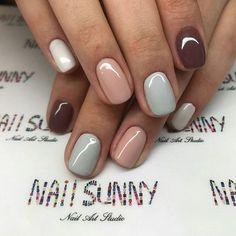 Summer nail art 757871443528854645 - 44 best nail designs 2019 nail art design ideas short nail art designs simple Source by korhantemiz Elegant Nail Designs, Short Nail Designs, Elegant Nails, Cool Nail Designs, Makeup Designs, Cute Nails, Pretty Nails, My Nails, Summer Shellac Nails