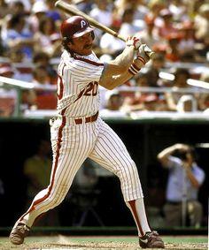 "My childhood sports hero, the legendary ""Michael Jack Schmidt"" !"
