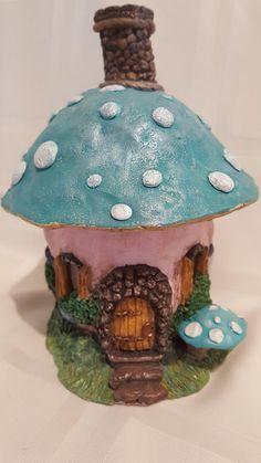 Fairy, Elf, Gnome Cottage