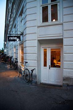 Relae restaurant and Manfreds wine bar/ Copenhagen