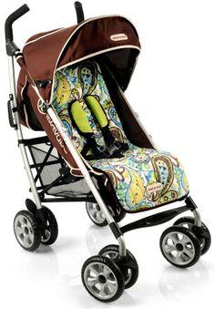cute baby stroller!