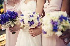 sweet pea wedding bouquet - Google Search