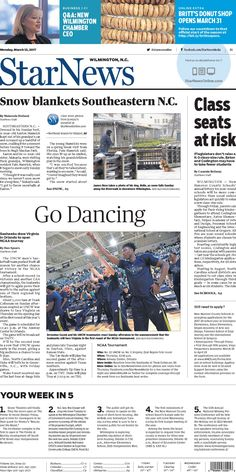 Wilmington Star News: Local & World News, Sports & Entertainment in Wilmington, NC