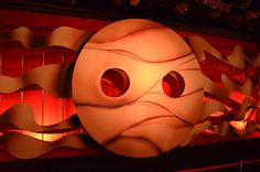 The sun in underground
