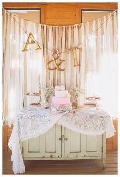 Claves de decoración para una boda Shabby Chic » Mi Boda #MiBoda #novias #ideas #inspiración #claves #decoración #boda #shabby #chic #interior