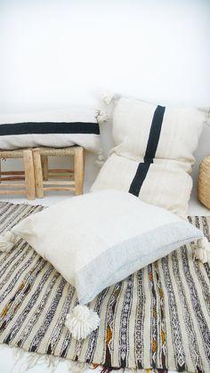 Gran cubierta de la almohadilla de la marroquí POM por lacasadecoto