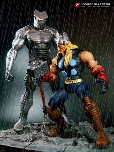 Thor (Original Design) (Marvel Legends) Custom Action Figure