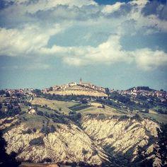 Castignano in Ascoli Piceno, Marche