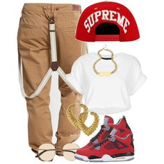 Swag Outfit with a Snapback