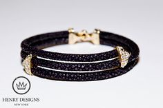 Sting HD Bracelet! Perfect pairing to a timepiece