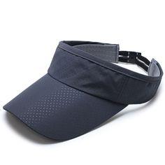 Sports Visor Cap - Visor Hat Visor Cap, Caps Hats, Colours, Sports, Campaign, Outdoors, Free Shipping, Woman, Medium