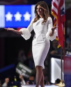 Melania Trump hit by speech plagiarism controversy