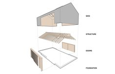 Gallery - Elk Valley Tractor Shed / FIELDWORK Design & Architecture - 14