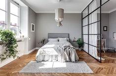 Scandinavian interior design bedroom