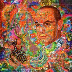 Albert Hofmann LSD Blotter Art #lsd #blotter #art #acid http://www.lsdbay.com/lsd-blotter-art-auctions/albert-hofmann-lsd-blotter-art.html