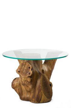 Tryo Design  móveis e luminárias feitas a partir de árvores descartadas da natureza !  Contato carol@tryo.com.br  Simone@tryo.com.br