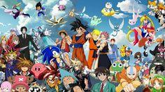 Yo uso los sitios de web de Netflix y Hulu para mirar los animes y los K-dramas. Mis animes favoritos son Ouran Highschool Host Club, Kamisama Kiss, The World Is Still Beautiful, Sailor Moon Crystal, Fairy tail, Sword Art Online, Maid Sama, y Wolf Girl and Black Prince.