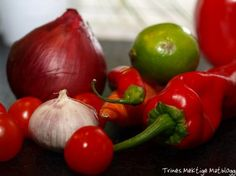 Tomatsalsa Onion, Dinner, Vegetables, Food, Inspiration, Bulb, Eten, Meals, Onions
