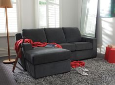 Archer Sofabed. Leather Sofa ...