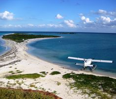 Seaplane Adventure to the Dry Tortugas