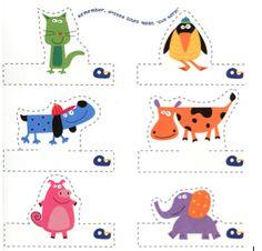 finger puppets for preschool