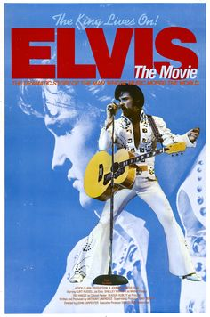 Elvis: The Movie (1979) A Dick Clark Production, directed by John Carpenter, starring Kurt Russell as 'Elvis Presley'