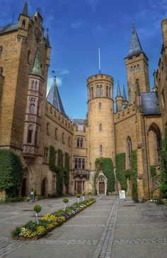 Castle of Hohenzollern ~ Hechingen, Germany