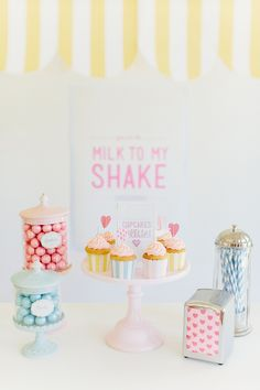 Love is Sweet Valentine's Party by Sharnel Dollar Designs