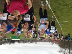 Some 800 entries in Salisbury 10 mile. Why not try Devizes Half Marathon.