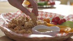 Poulet pop corn | Fast-food santé de Cuisine futée parents pressés