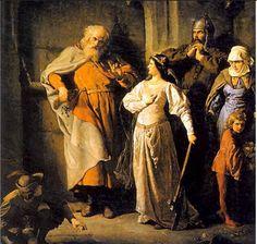 Wojciech Gerson, Dymitr of Goray and Jadwiga, source:  CC BY-SA 3.0 / Wikimedia Commons