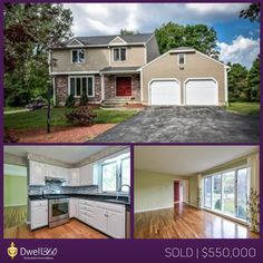 Sandra Siciliano, Realtor helped her buyers find this lovely Framingham home! #sold #realestate #Framingham #SandraSiciliano #Dwell360