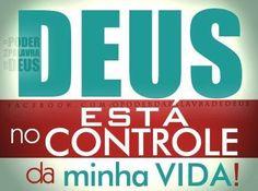 DEUS ESTÁ NO CONTROLE (Isaias 43.13)